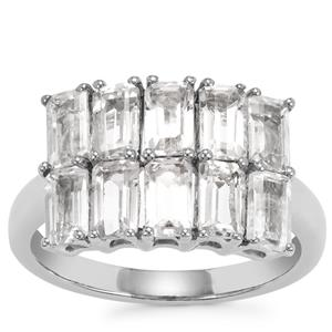Cullinan Topaz Ring in Sterling Silver 3.53cts
