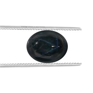 Blue Star Sapphire GC loose stone  3.25cts