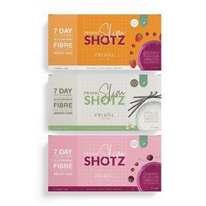 Slimshotz - choice of 3 flavours