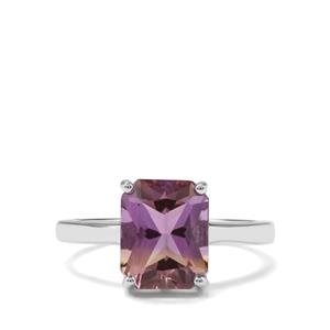 2.85ct Anahi Ametrine Sterling Silver Ring