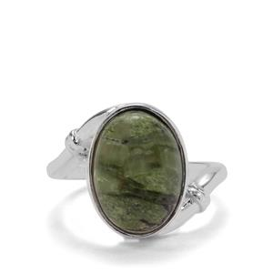 5ct Chemin Opal Sterling Silver Aryonna Ring