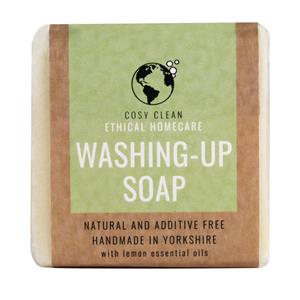 Washing-Up Soap With Lemon Essential Oil