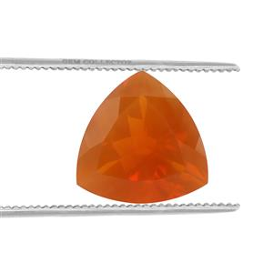 Orange American Fire Opal Loose stone  4.55cts