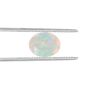 Ethiopian Opal Loose stone  1.35cts