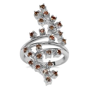 Sopa Andalusite Ring in Sterling Silver 0.86ct