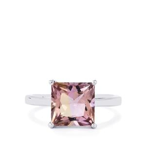 Anahi Ametrine Ring in Sterling Silver 3.41cts