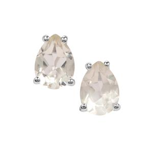 Serenite Earrings in Sterling Silver 1.37cts