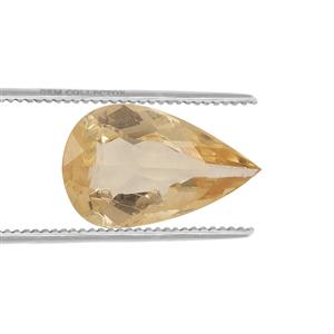 Imperial Topaz Loose stone  1.43cts