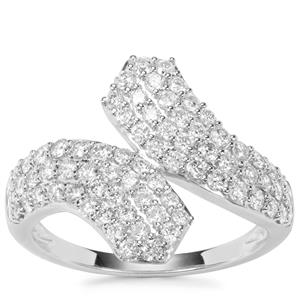 Canadian Diamond Ring in Platinum 950 1ct