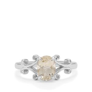 Serenite Ring in Sterling Silver 1.15cts