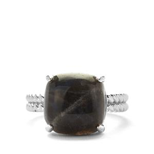7.14ct Labradorite Sterling Silver Ring