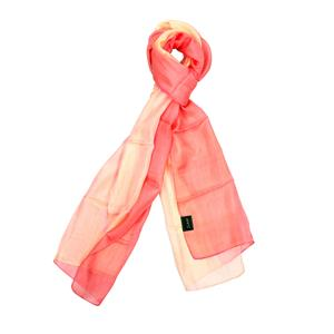 100% Silk Ombre Dyed Radiance Scarf