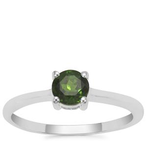 Chrome Diopside Ring in Sterling Silver 0.68ct