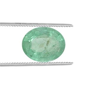 Ethiopian Emerald Loose stone  0.47ct
