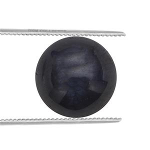 Blue Star Sapphire GC loose stone  4.10cts