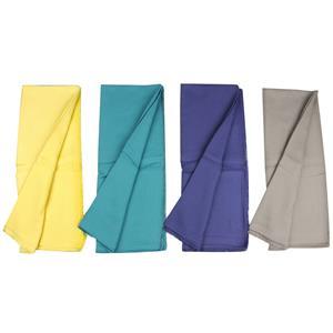100% Cotton Woven Jacquard Destello Scarf  (Choice of 4 Color)