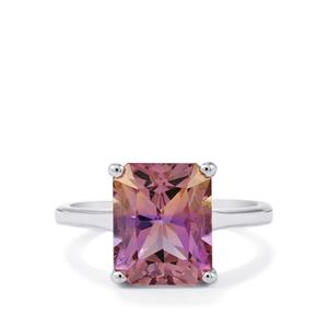 Anahi Ametrine Ring in Sterling Silver 4.06cts