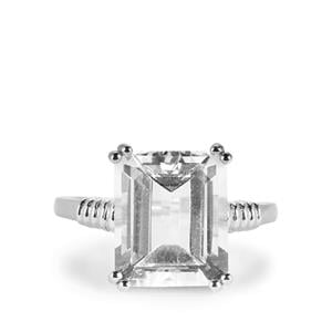 7.39ct Cullinan Topaz Sterling Silver Ring