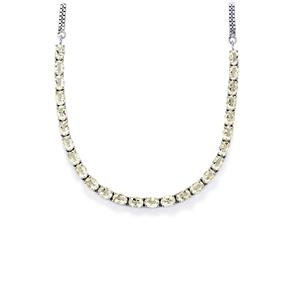 Itinga Petalite Necklace in Sterling Silver 16.60cts